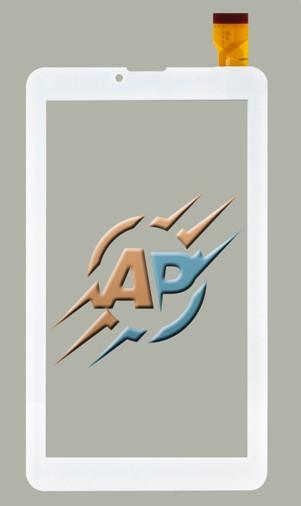 Тачскрин сенсор для Assistant AP-725G белый