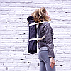 Сумка-чехол для коврика для йоги Foyo B&W Long, фото 4