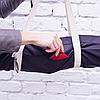 Сумка-чехол для коврика для йоги Foyo B&W Long, фото 5