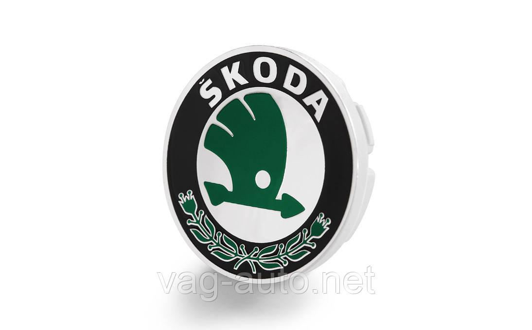 Ступичный колпачок SKODA >>2013