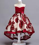 Платье бальное праздничное для девочки , фото 5