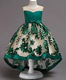 Платье бальное праздничное для девочки , фото 7