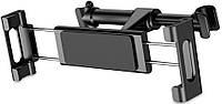 Автодержатель для планшета Baseus Backseat Car Mount, Black (SUHZ-01), фото 1