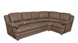 Кожаный угловой диван Палермо