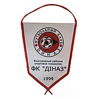 Вымпел футбольного клуба Диназ Київ