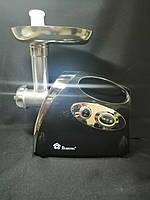 Электромясорубка соковыжималка Domotec MS2019 2400W Black