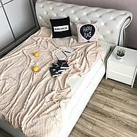 Покрывало Микрофибра на двуспальную кровать размер 200*230