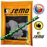 Патиссон мини, белый СНОУДИСК F1 / SNOWDISK F1, ТМ Semo (Чехия) 100 семян, проф. пакет, фото 1