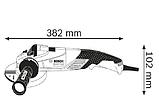 Угловая шлифмашина Bosch GWS 18-150 L Professional, фото 2