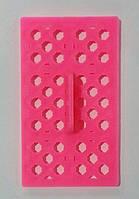 Кондитерский пресс (перчворк) пластиковый для мастики «Грань Цветочки»EmpireEM0618