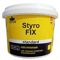 Клей стиропоровый Totus StyroFix 1кг