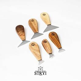 Ножи - флажки, топорики, ласточкины хвосты, богородские