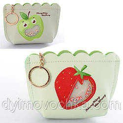 Детский кошелек «Фрукты-ягоды» M120