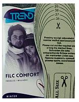 Зимові обрізні устілки Filc Сomfort Trend (латекс+поліестер)