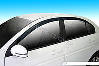 (Verna Transform) - Дефлекторы окон к-т 4 шт. - Accent - Hyundai - 2009