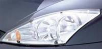 Htb Защита передних фар, прозрачная, SIM - Focus - Ford - 2004