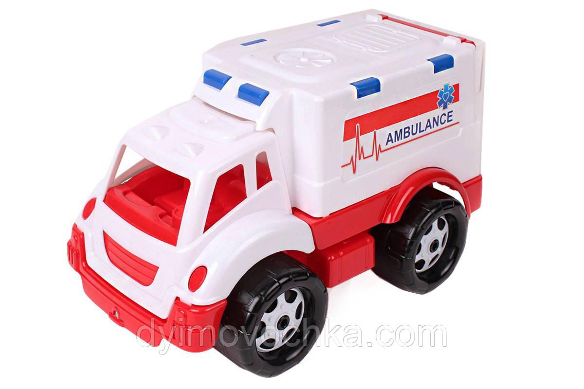 Детская машинка «Скорая помощь» 4579 Технок