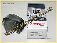 Колодки тормозные задние REnault Master II 98-  Solgy 209014