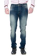 Зауженные джинсы Franco Benussi 13-269 темно-синие