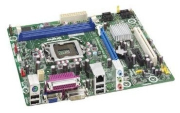 Материнская плата Intel DH61CR (s1155/Intel H61/2xDDR3) б/у