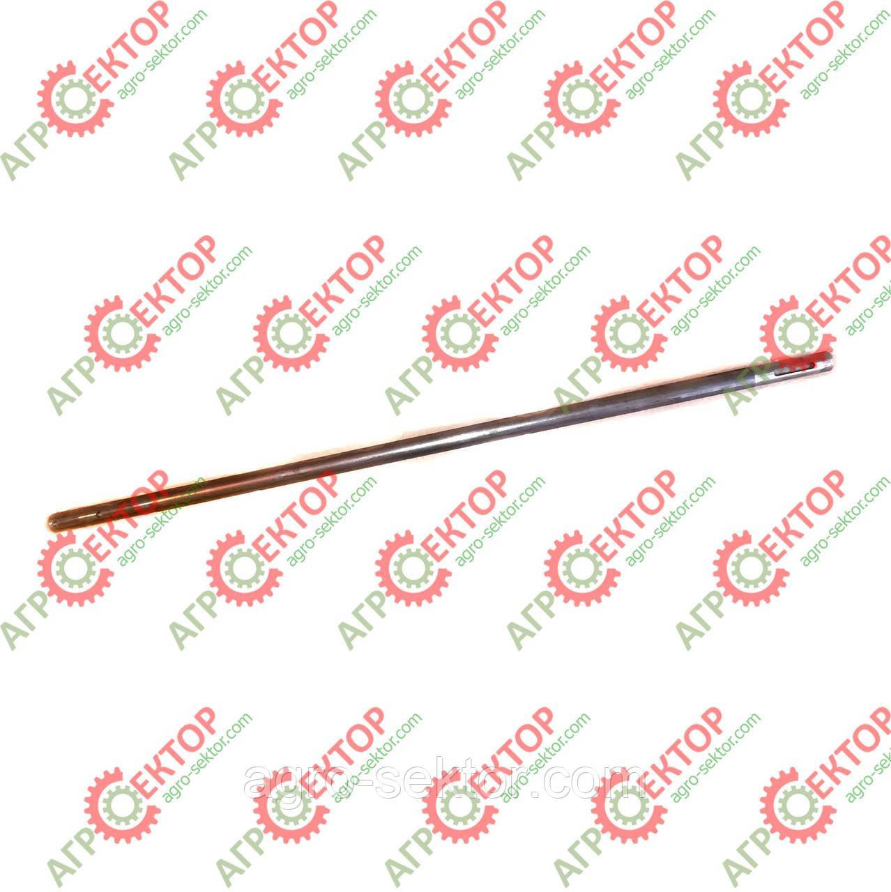 Вал редуктора проміжний роторної косарки Wirax Z-169, Z-069 503601035
