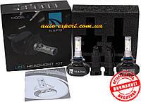 Автомобильные светодиодные лампы «Napo» LED G7 (HB4)(6000K)(4000lm)(25W)(12-24V), фото 1