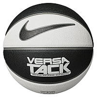 Мяч баскетбольный Nike Versa Tack 8P р. 7 (N.000.1164.055.07) Black/Cool Grey/White/Black, фото 1