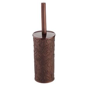 """Туалетный комплект узорчатый высокий коричневый """"ELIF"""""""