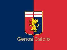 Флаг ФК Дженоа