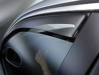Дефлекторы окон (ветровики), передние, вставные. (SGF) - C-Max - Ford - 2003