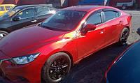 Дефлекторы окон (ветровики), комлект. (EGR) - 6 - Mazda - 2013 92450031B