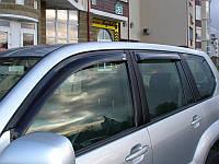 Дефлекторы окон (ветровики), комплект 4 штуки. (EGR) - GX - Lexus - 2003 92492046B