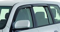 Дефлекторы окон к-т 4 шт, светлые. (Lexus) - LX - Lexus - 2008