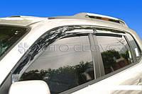 Дефлекторы окон к-т 4 шт. - Tucson - Hyundai - 2004
