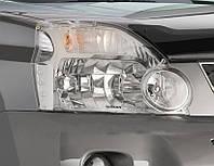 Защита передних фар, прозрачная, EGR - X-Trail - Nissan - 2007