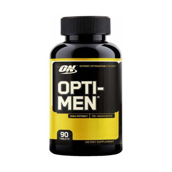 Витамины для мужчин опти мен Optimum Nutrition Opti-Men 90 tabs
