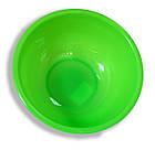 Миска салатна пластмасова, ВЕЛИКА, 234мм, 2,5л, ММ, фото 2