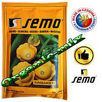Патиссон мини, оранжевый САНСЕАНС F1 / SUNSEANCE F1, ТМ Semo (Чехия) 500 семян, проф. пакет, фото 1