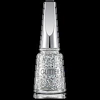 Лак для нігтів Flormar Glitter GL01 Stardust 11 мл (2739021)