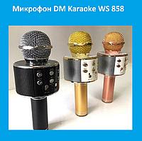 Микрофон DM Karaoke WS 858!Акция, фото 1
