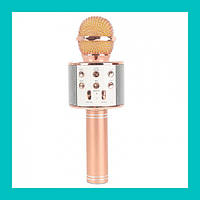 Микрофон для караоке Wster WS-858