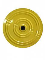 """Тренажер диск """" Грация """"  28 см Желто-Синий, фото 1"""