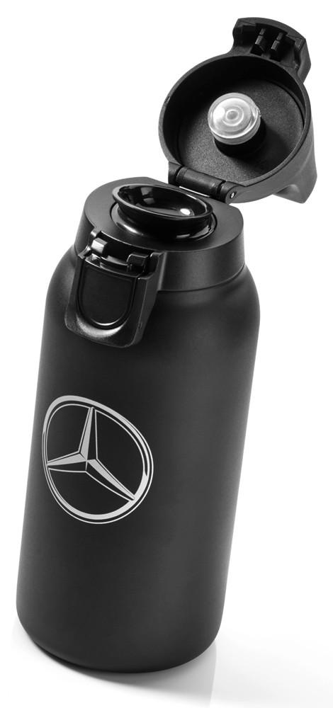 Термочашка Mercedes-Benz Water Bottle, by SIGG, 0.3l, арт B66953127