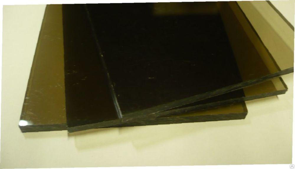Монолитный поликарбонат SOTON SOLID премиум класс, цветной
