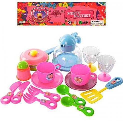 наборы посуды интернет магазин игрушек