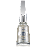 Лак для нігтів Flormar Glitter GL12 White Pearl 11 мл (2739032)