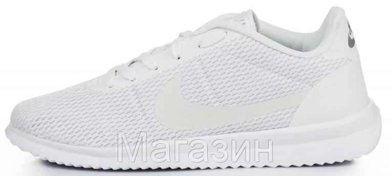 Мужские летние кроссовки Nike Cortez Ultra BR White Найк Кортес белые