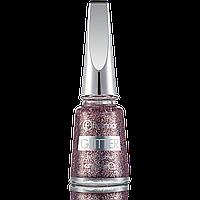 Лак для нігтів Flormar Glitter GL15 Red in Silver 11 мл (2739035)