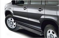 Подножки боковые (плоские) TOYOTA - Land Cruiser Prado - Toyota - 2003