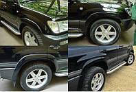 Расширители колесных арок, к-т 4 шт (EGR) - Land Cruiser - Toyota - 1998
